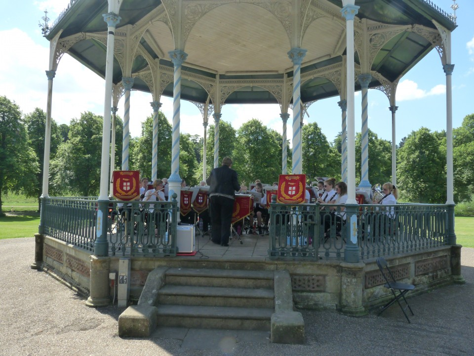 Quarry Bandstand, Shrewsbury - 18th June 2017