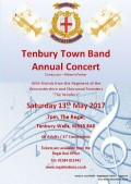 Tenbury Town Band Annual Concert 2017