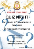 Tenbury Town Band Quiz
