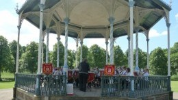 Quarry Band Stand