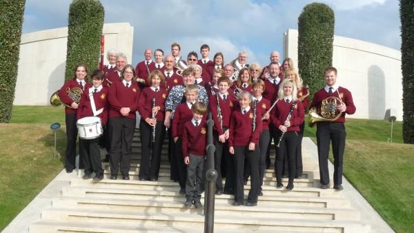 National Arboretum - Tenbury Town Band