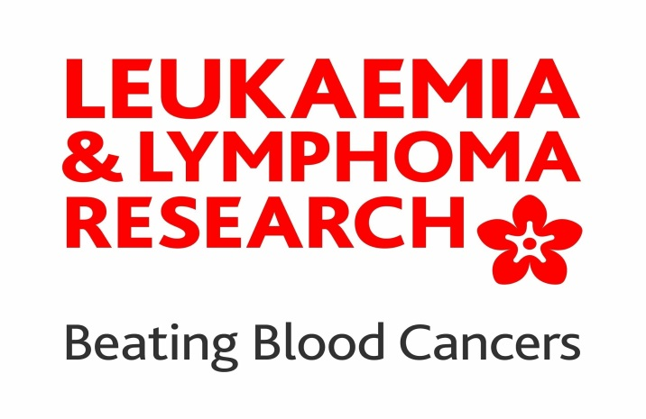 Leukaemia & Lymphoma Research Logo