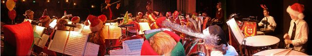 Christmas Concert at the Regal Cinema Tenbury Wells
