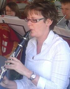 Debbie McCoshan - Tenbury Town Band