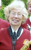 Gill Rees - Tenbury Town Band