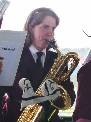 Lorraine Gray - Tenbury Town Band